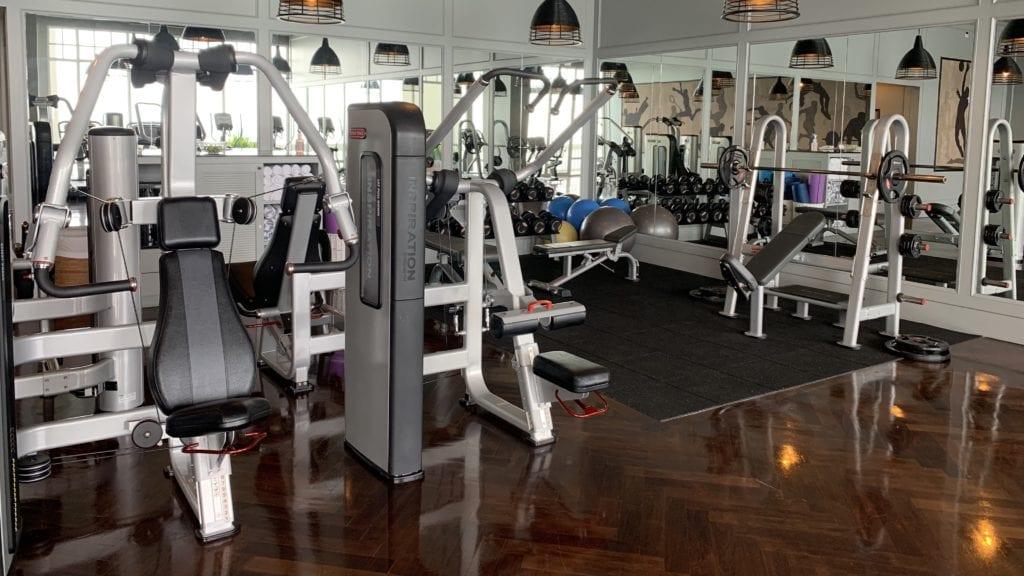 Eastern & Oriental Hotel Penang Fitness 2