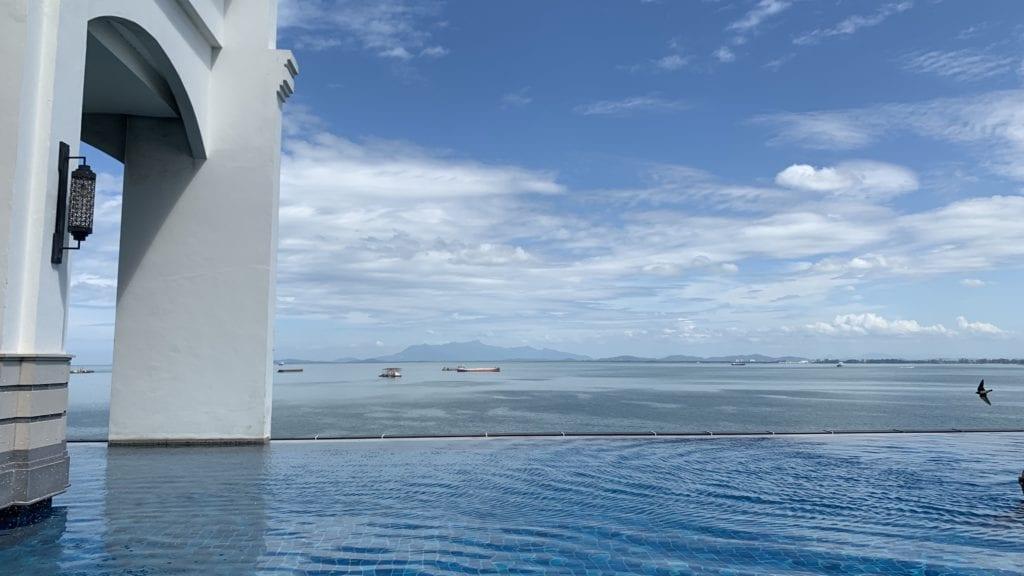 Eastern & Oriental Hotel Penang Pool