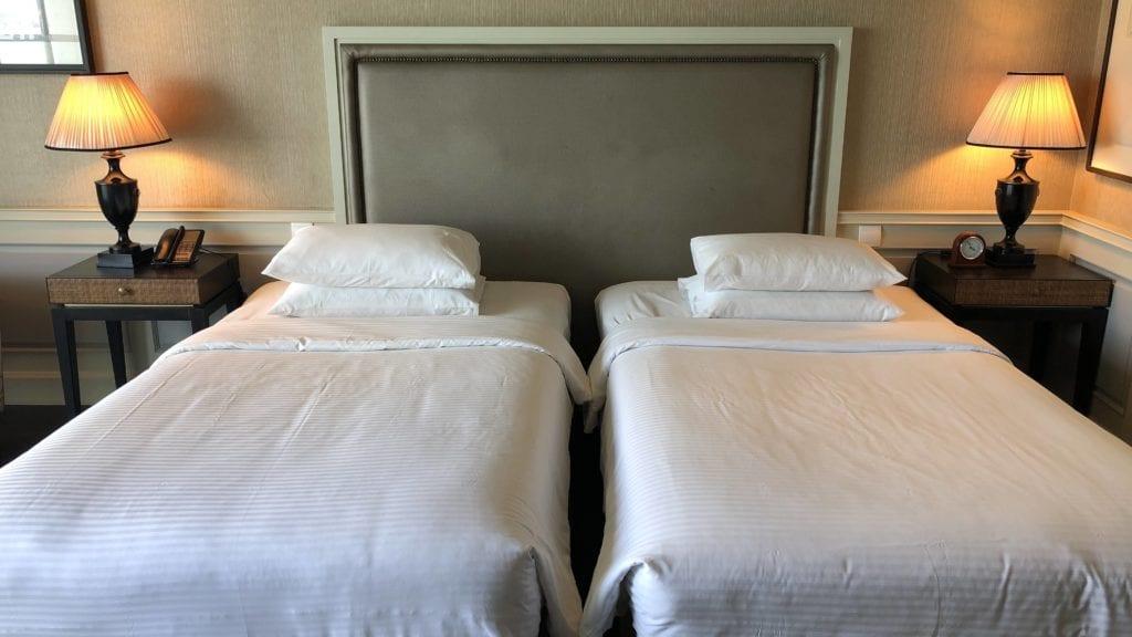 Eastern & Oriental Hotel Penang Zimmer