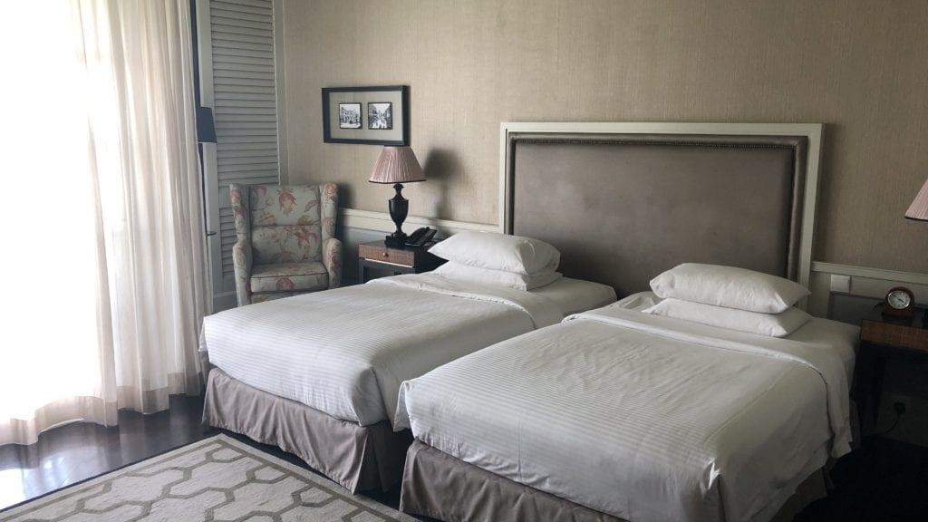 Eastern & Oriental Hotel Penang Zimmer 7