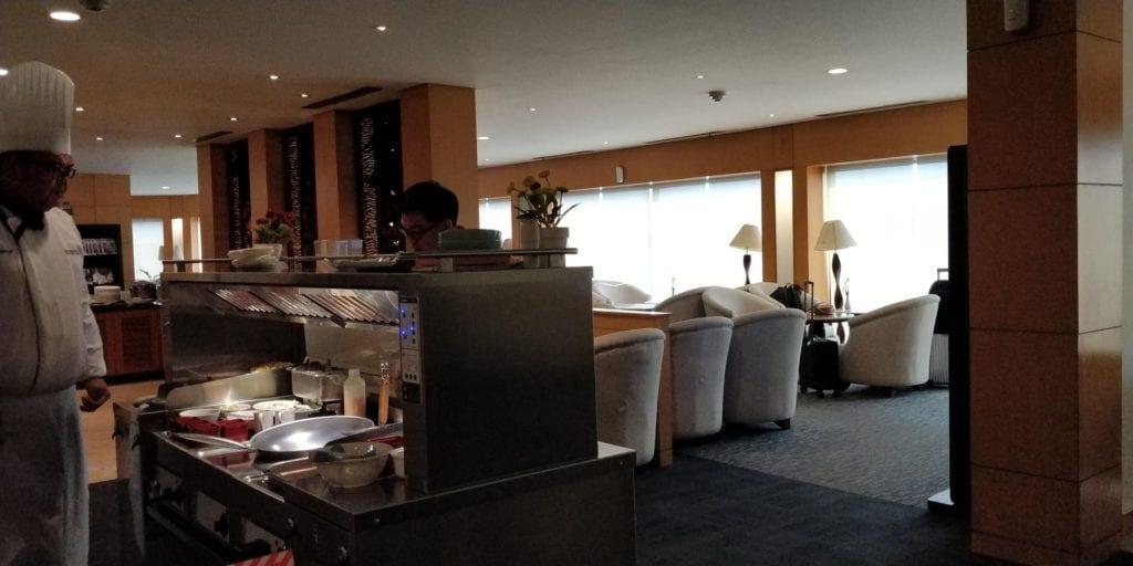 Esplanade Lounge Jakarta Buffet 1