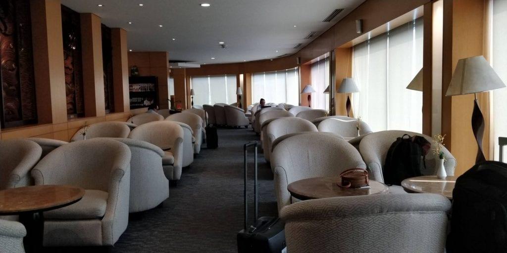 Esplanade Lounge Jakarta Layout 2
