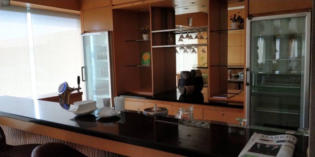 Esplanade Lounge Jakarta Layout 3