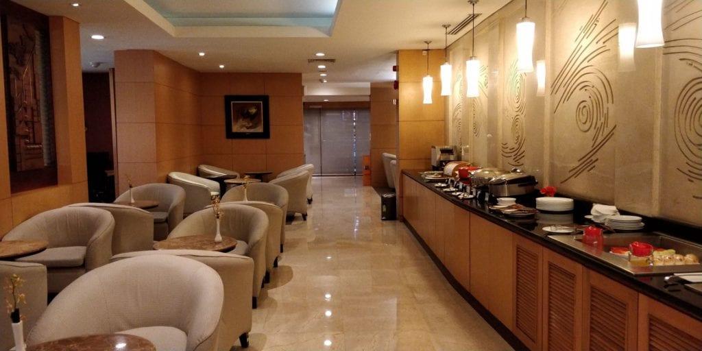 Esplanade Lounge Jakarta Layout 4