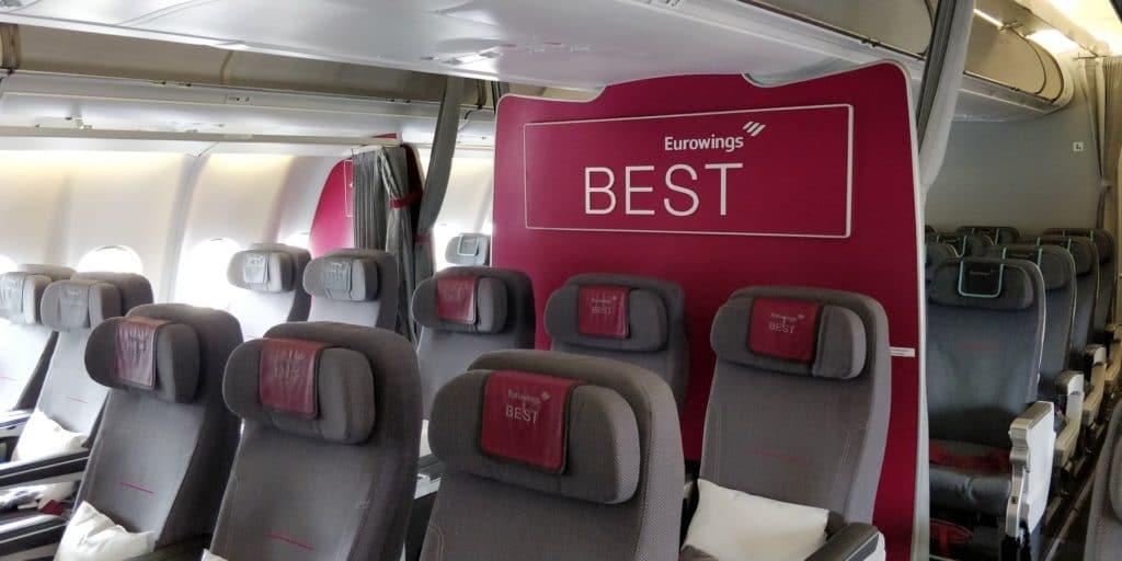 Eurowings Best Kabine 2