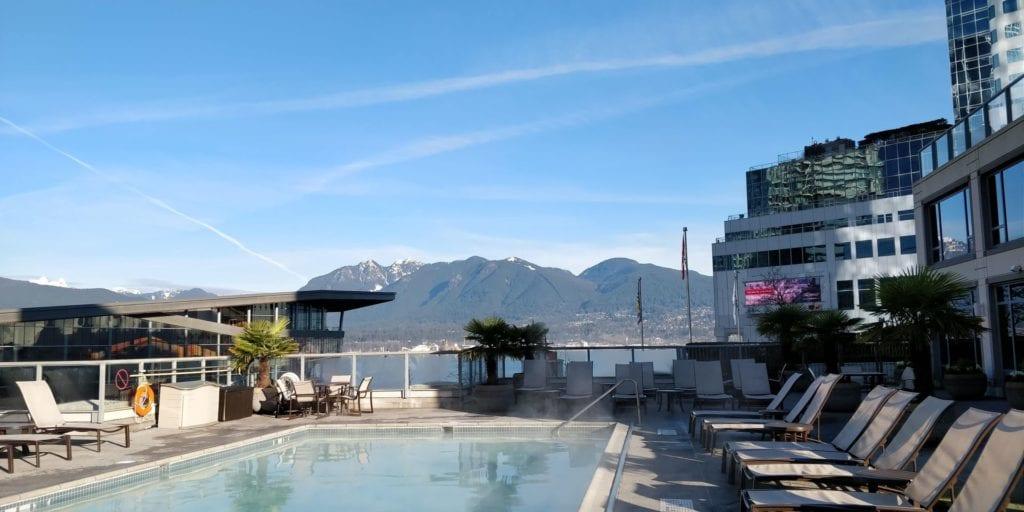 Fairmont Waterfront Vancouver Erholung 3