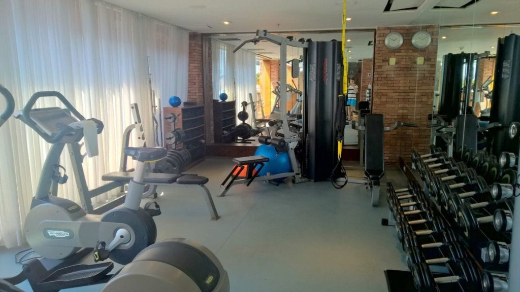 Fasano Hotel Rio De Janeiro Fitness