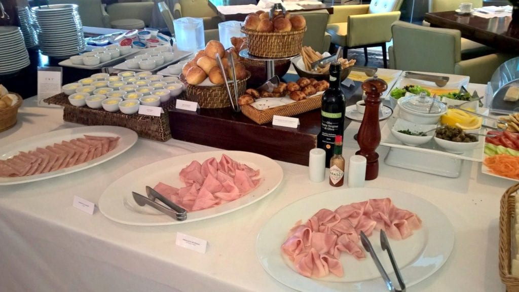 Fasano Hotel Rio De Janeiro Frühstück 2