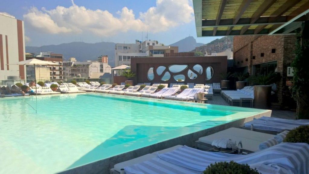 Fasano Hotel Rio De Janeiro Pool 2