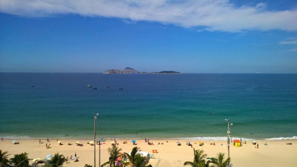Fasano Hotel Rio De Janeiro Pool 3