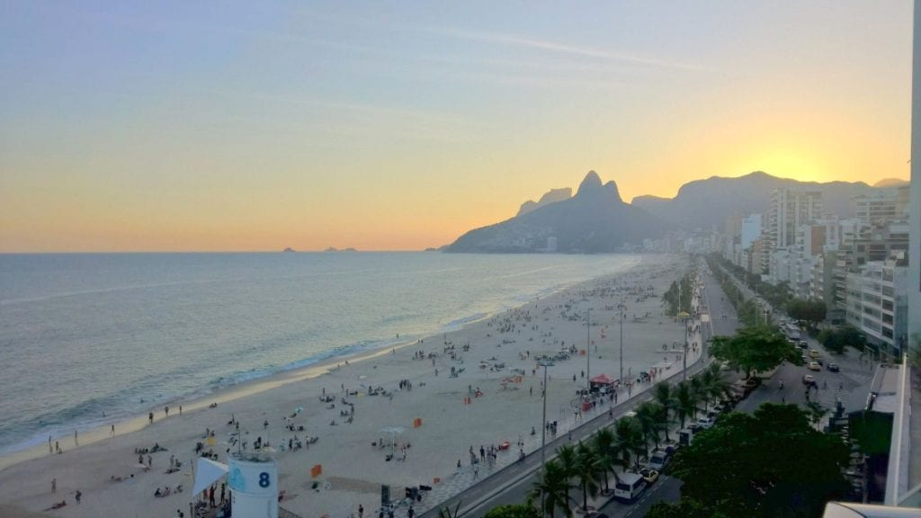 Fasano Hotel Rio De Janeiro Pool 4
