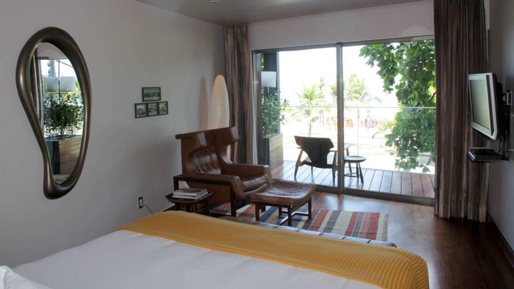 Fasano Hotel Rio De Janeiro Zimmer 2