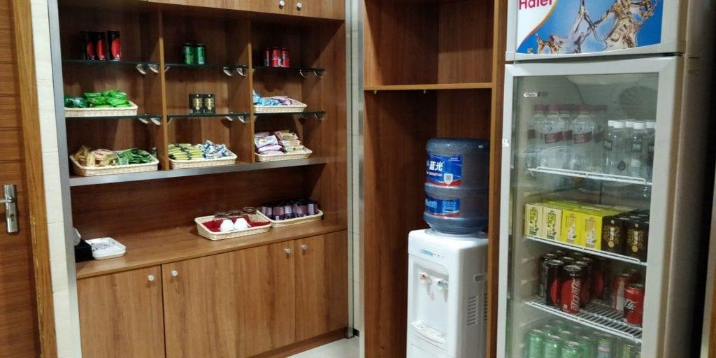 First Class Lounge Chengdu Buffet 4