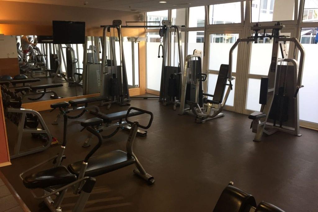 Hilton Bonn Fitness 2