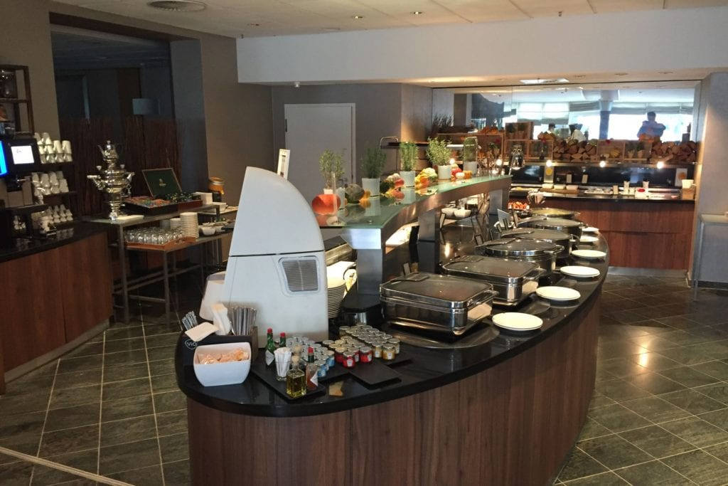 Hilton Bonn Frühstück 8