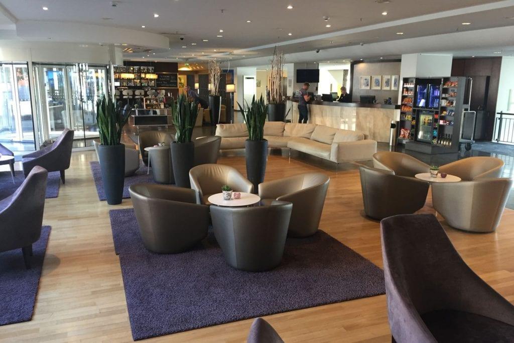 Hilton Bonn Lobby