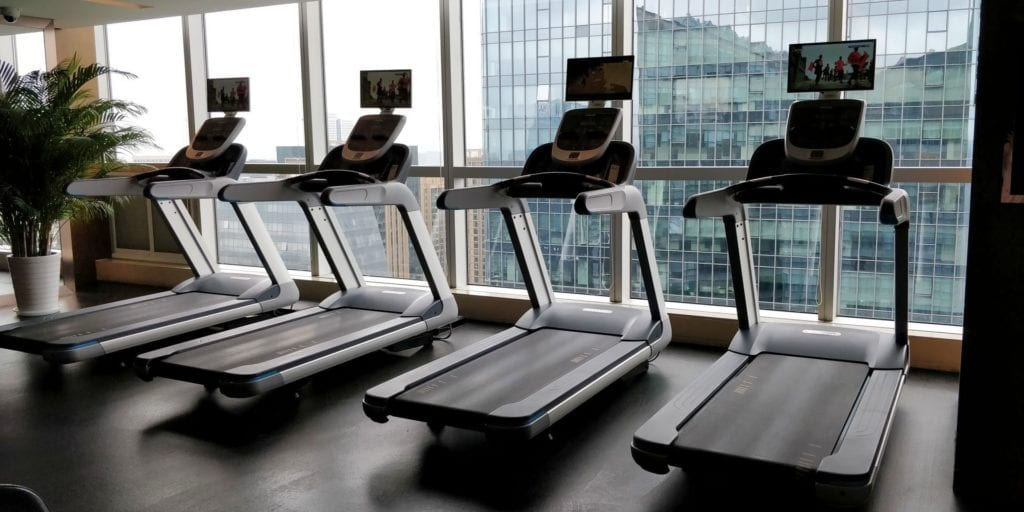 Hilton Chengdu Fitness
