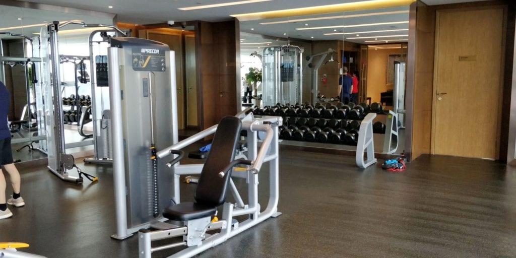 Hilton Chengdu Fitness 2