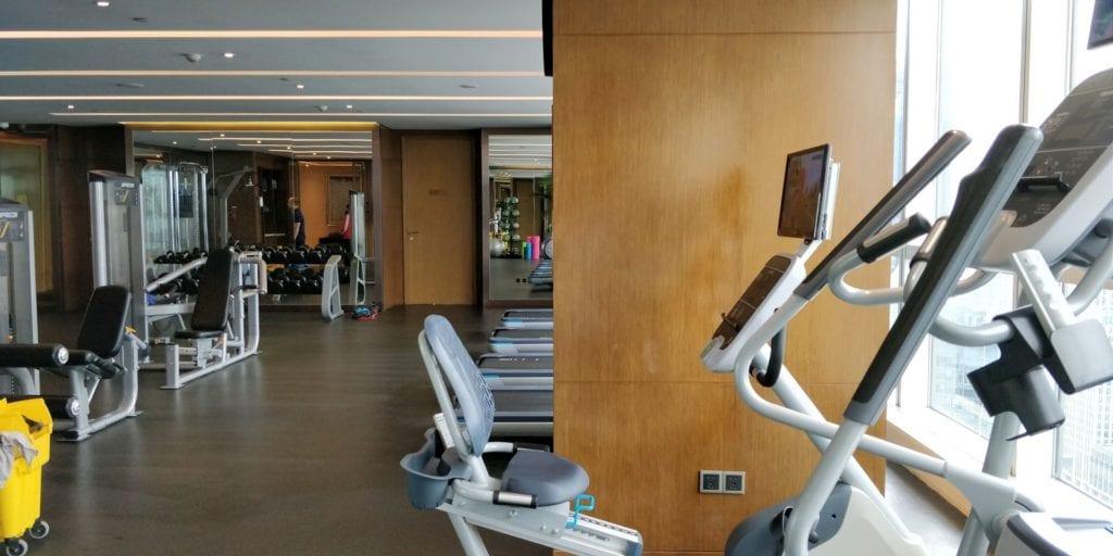 Hilton Chengdu Fitness 3