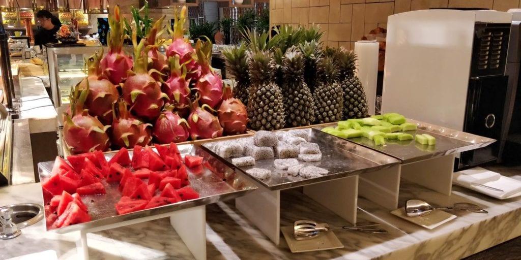 Hilton Chengdu Frühstück 4