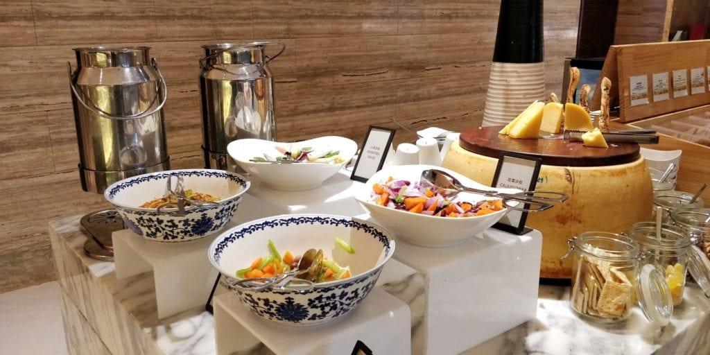 Hilton Chengdu Frühstück 8