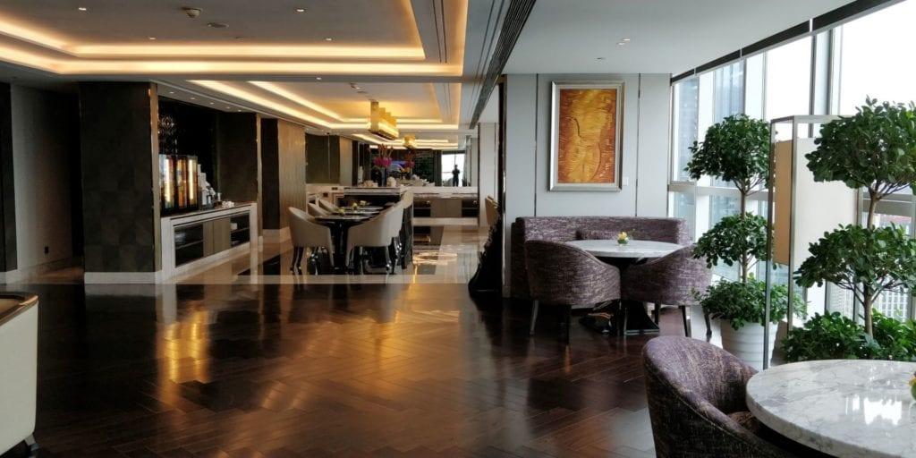 Hilton Chengdu Lounge