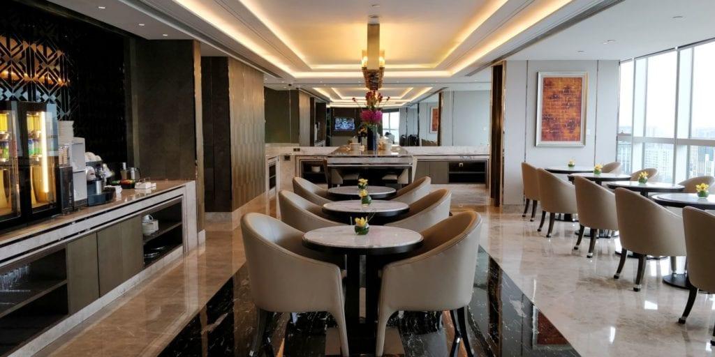 Hilton Chengdu Lounge 2