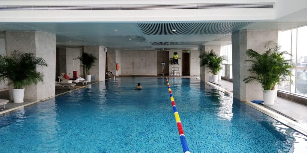 Hilton Chengdu Pool 3