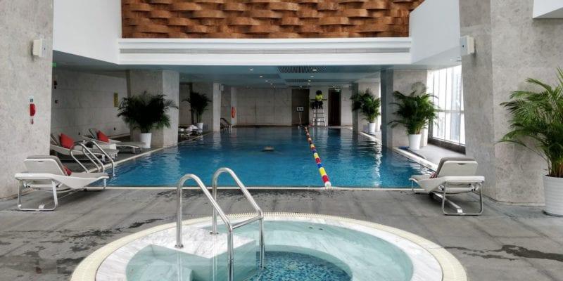 Hilton Chengdu Pool 5