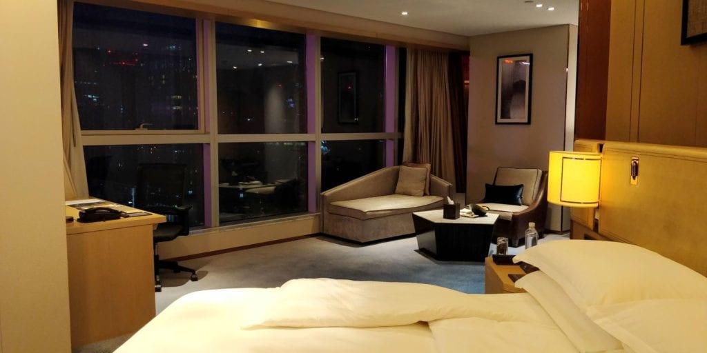 Hilton Chengdu Zimmer 2