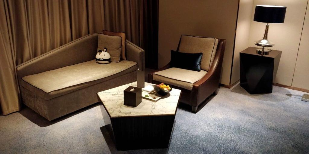 Hilton Chengdu Zimmer 3