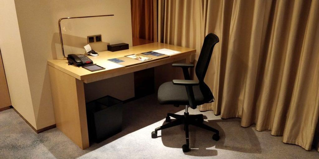 Hilton Chengdu Zimmer 4