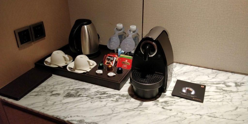 Hilton Chengdu Zimmer 8