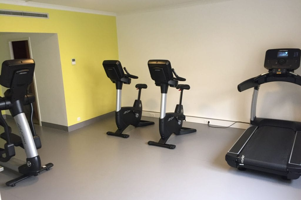 Hilton Garden Inn Vienna South Gym 1