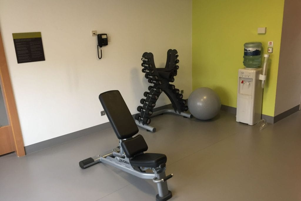 Hilton Garden Inn Vienna South Gym 2