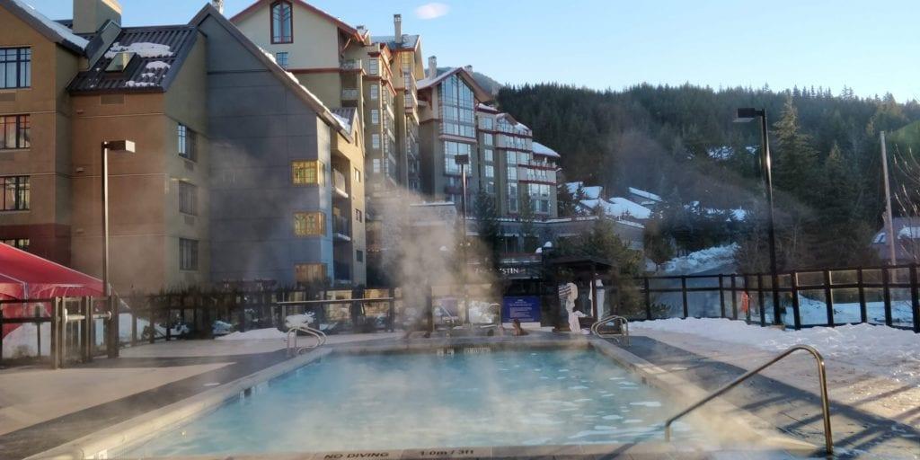 Hilton Whistler Pool