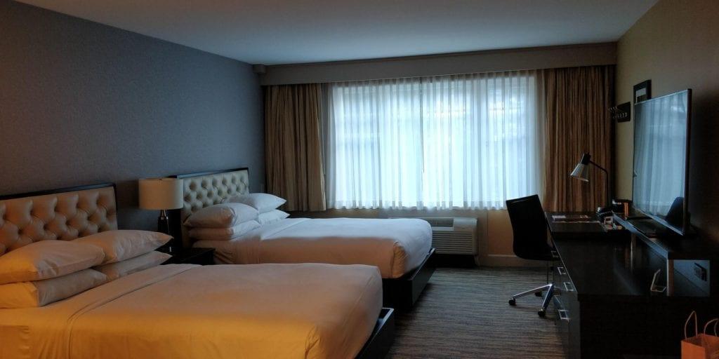 Hilton Whistler Zimmer 1