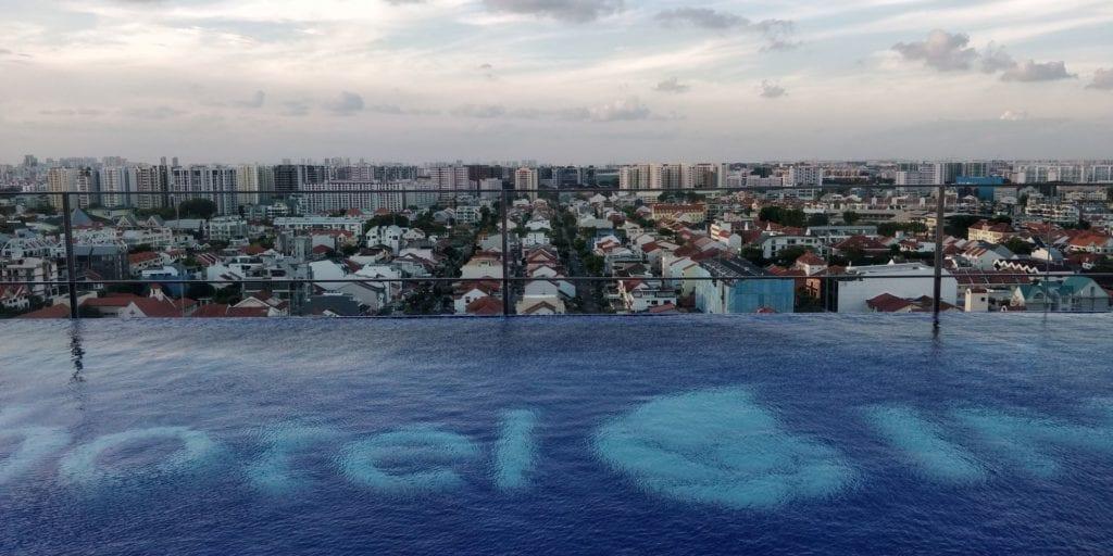 Hotel Indigo Singapur Katong Pool