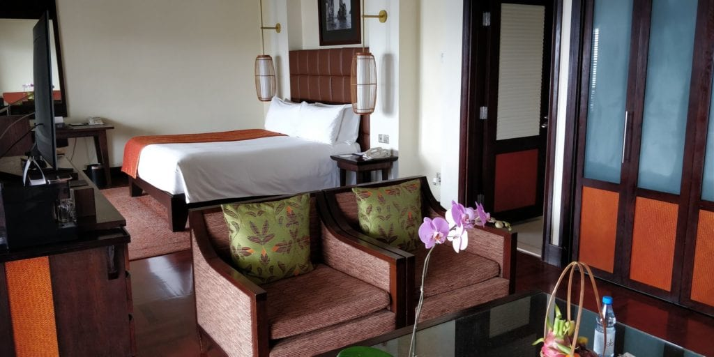InterContinental Hanoi West Lake Suite
