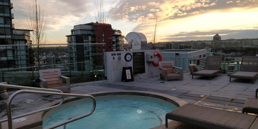 JW Marriott Parq Vancouver Erholung 1