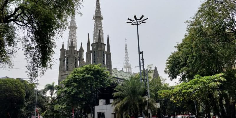 Jakarta Cathedral 1
