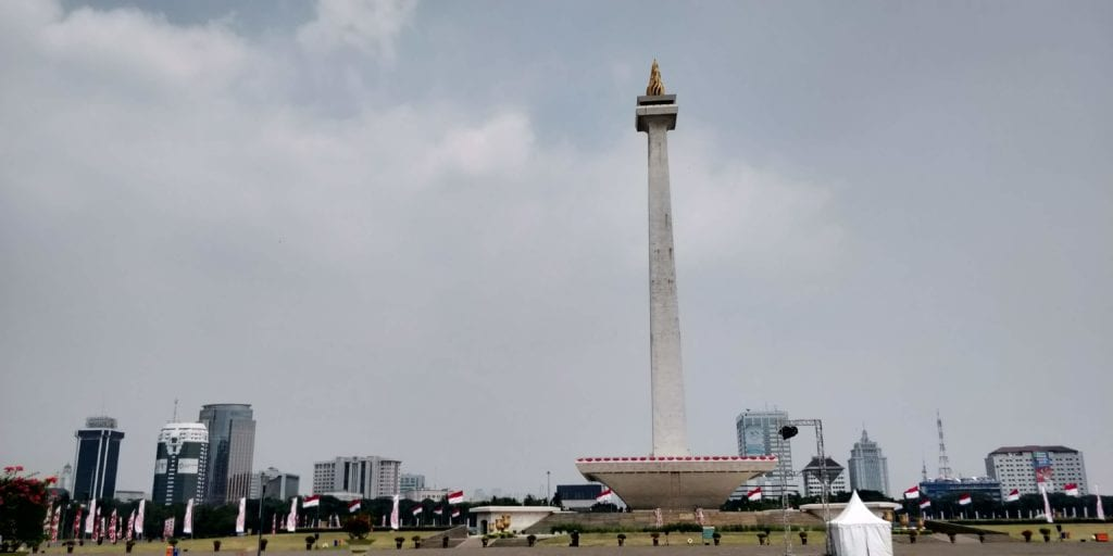 Jakarta Mononumen Nasional