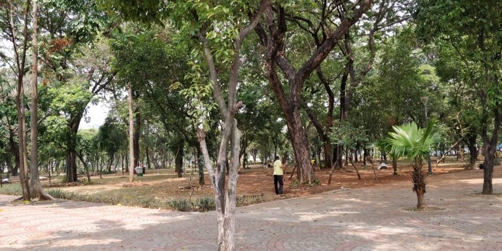 Jakarta Mononumen Nasional Park