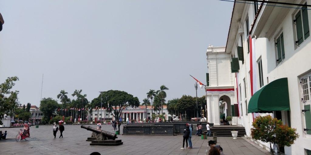Jakarta Old City Altstadt