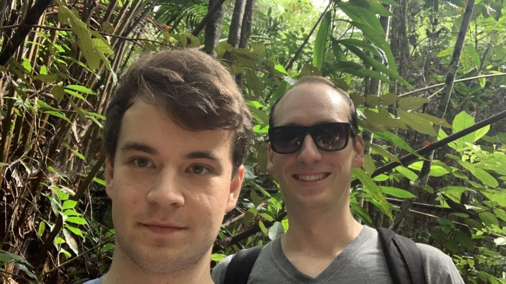 Leo Und Jan Malaysia Wanderung