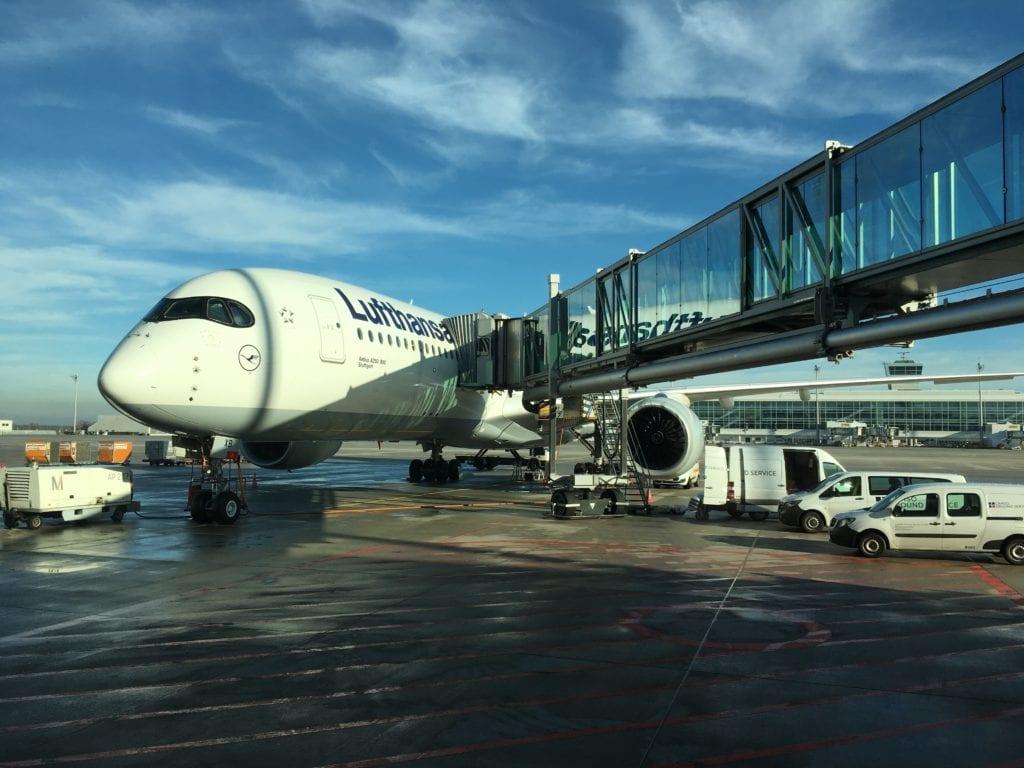 Lufthansa A359 D AIXB München