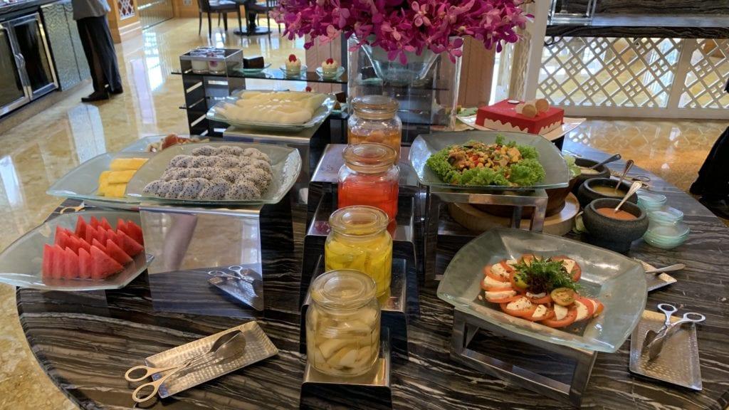 Mandarin Oriental Kuala Lumpur Lounge 3