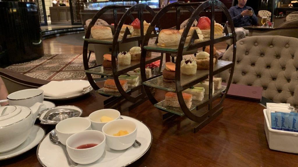 Mandarin Oriental Kuala Lumpur Tea Time 2