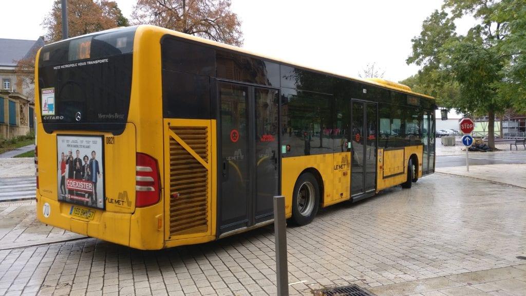 Metz Bus