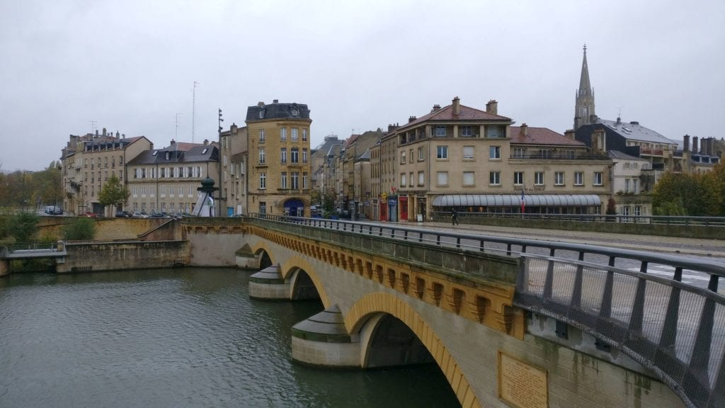 Metz Moyen Port